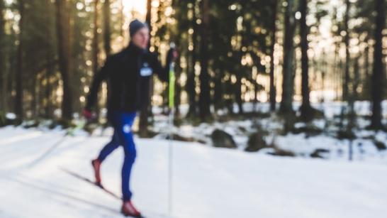 Vain hiihtämällä ei opi hiihtämään