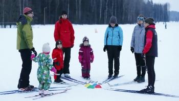 Joka kolmas hiihti tänä talvena