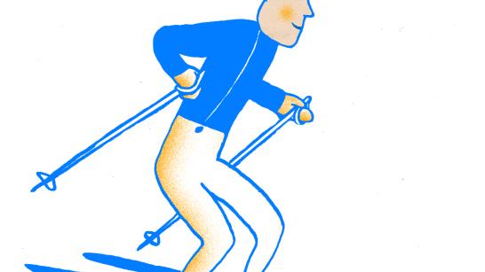 Aikuisten hiihtokurssi, perinteisen jatko