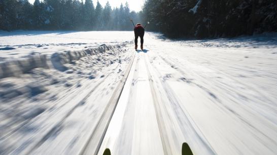 Osallistu Suomen Ladun hiihtokilometrikisaan